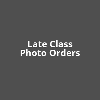 Late Class Photo Orders
